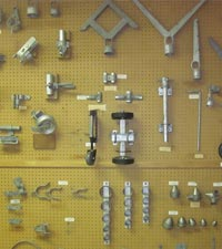 Chain Link Parts