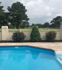 Residential Fencing Chesapeake Fence Amp Awning Co